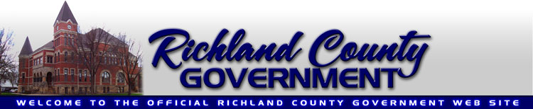 Welcome to Richland County Government