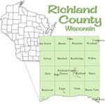 Richland County Townships